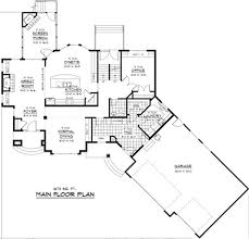house plans open floor plan modern home concept one story small on unusual