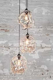 fabulous kitchen lighting chandelier glass. Infinity Pendant By John Pomp Studios. Hand Blown Glass. Bronze Finish. Approx 10\ Fabulous Kitchen Lighting Chandelier Glass L
