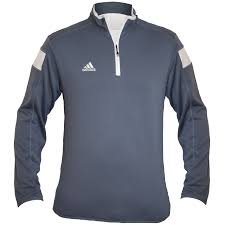 adidas quarter zip. embroidered adidas quarter zip