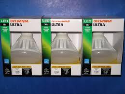 Opale Light Sylvania Dimmable Flood Br40 Ultra Led Light Bulbs 16w 2700k 1100lm 3