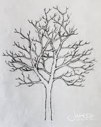 pictures of trees drawing jmariemi how to draw a tree