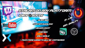 setup streamlabs obs for game streaming