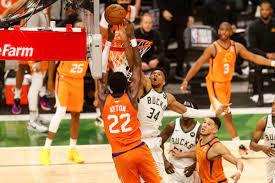 NBA Finals Game 4 Milwaukee vs. Phoenix: Bucks Overcome Suns, 109-103 -  Brew Hoop