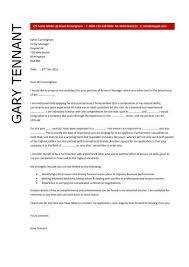 Account Manager Cover Letter With No Experience Milviamaglione Com