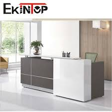 small table for office. Modern Office Reception Desk Portable Counter Table Design Small Q Buy Tab Full For