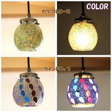 mosaic pendant light wh smll beds nd pved wh beds glss mosaic pendant lamp shade
