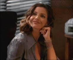 Charisma carpenter (born july 23, 1970) is an american actress. Charisma Carpenter Characters Famousfix Com