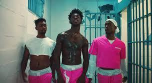 Lil Nas X dances naked in prison shower ...