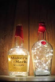 Liter Bottle Lights Makers Mark 46 Lighted Bottle Fairy Lights In Bottle