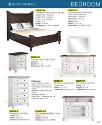 Sunny Designs Bedroom Furniture Sunny Designs Carriage House Fc Bedroom Furniture With Prices