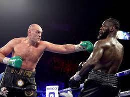Tyson Fury vs Deontay Wilder 3 fight ...