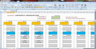 Organization Chart Excel 021 Organizational Chart Template Ideas Microsoft Excel Org