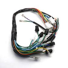 amazon com yunshuo gy6 150cc wire harness wiring assembly scooter amazon com yunshuo gy6 150cc wire harness wiring assembly scooter moped for 11 pole magneto chinese automotive