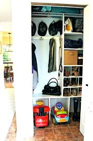 front hall closet ideas hallway closet ideas entry closet organizers hall closet storage closet closet organization