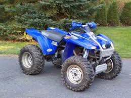 wolverine problems help please com atv also did you buy it as is or was the filter recently added anything else changed if so did you re jet if you can get it running run some plug runs and