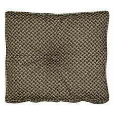 inc patio chair cushion dark brown