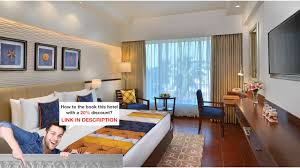 Hotel Campal Fortune Miramar Goa Panjim India Cheap Hotel Deals Rates
