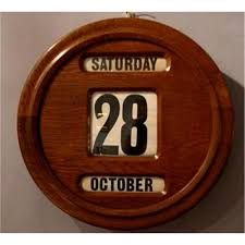 wooden wall calendar perpetual kit elegant picture also