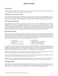 how to perfect your resume your perfect resume putasgae info