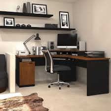 Bestar Hampton Corner Workstation Desk - Free Shipping Today -  Overstock.com - 15862375
