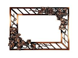 bronze frame on white background stock photo oil rubbed framed medicine cabinet