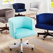 girls desk furniture. scoop swivel desk chair pbteen 299 m girls furniture