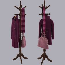Coat Bag Rack coat bag scarf 100d obj 43