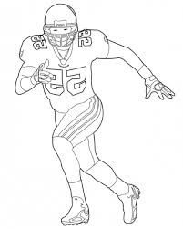 Small Picture The Best football player coloring pages httpcoloringalifiah