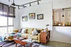white brick wall interior design ideas