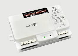 plastic outdoor wireless motion sensor motion detector for street light