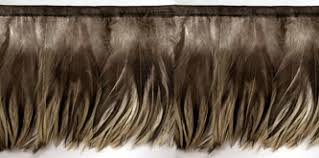 French Feathers Home Decor And Accessories Feather Fringe Over 100 Styles Colors 74