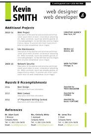 Web Resume Examples. Resume Website Examples Inspirational Resume ...