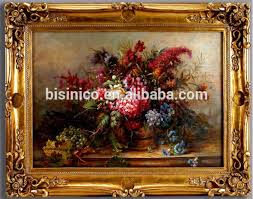<b>Golden Flower</b> Oil Paint