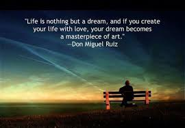 Dream Quotes About Life Best Of Wisdom Quotes Life Is Nothing But A Dream SoloQuotes Your