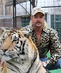 Joe Exotic TV.com Tiger King Baseball ...