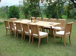 large patio dining table teak outdoor dining table furniture outdoor furniture refinish throughout vivacious large outdoor large patio dining table