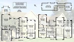 modern family house floor plan single family house plans plan best