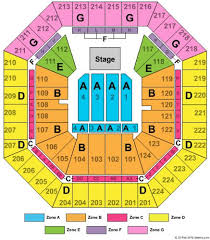 Arco Concert Seating Chart 2019