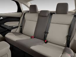2016 ford focus rear seat