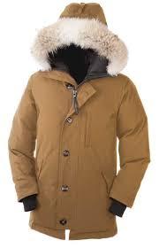 Canada Goose Chateau Parka Wasaga Sand Men s Jackets
