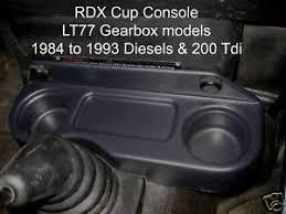 rdx cup console defender 200 tdi lt77 transmission tray image is loading rdx cup console defender 200 tdi lt77 transmission