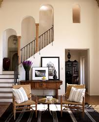 furniture for the foyer. Reclaimed Wooden Entry Table With Artwork Photos Frame Also Double Armchair And Pedestal For Vintage Foyer Furniture The R