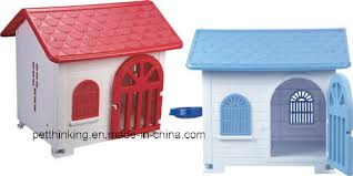 pet supply plastic outdoor pet house dog kennel