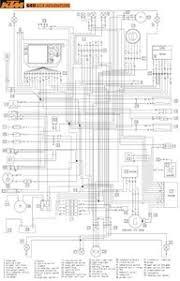 ktm electrical wiring diagrams 4strokes com ktm 640 duke ii electrical wiring diagram ktm640lc4adventure jpg