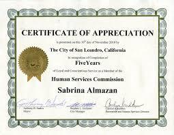 Fire Department Award Certificate Templates
