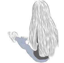 """Résultat de recherche d'images pour """"fille swag dessin noir et blanc triste"""""""