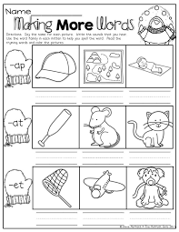 23 best Word Families images on Pinterest | Literacy activities ...