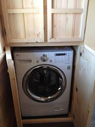 Small Picture Home Design Awesome Tiny House Washer Dryer Plans With Dryer