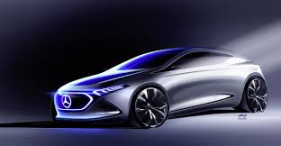 Tune In Frankfurt Mercedes Benz S Eqa Electric Car Concept Teased