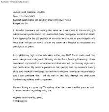 Nursing Resume Cover Letter New Grad Cover Letter Nursing Resumes     My Document Blog     Super Idea Cover Letter Examples For Nurses   Nurse Example